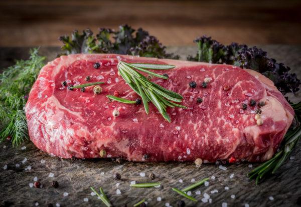 Marha hátszín Steak - Rózsakerti Húsbolt, Savoya Park, BP. XI. ker.