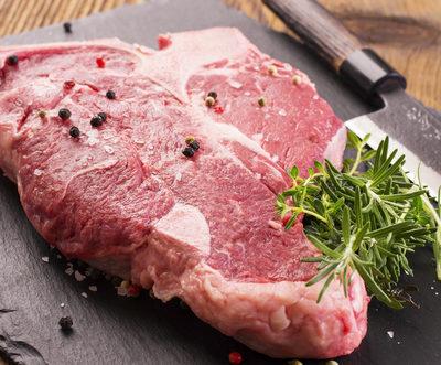 T-Bone Steak - Rózsakerti Húsbolt, Savoya Park, BP. XI. ker.